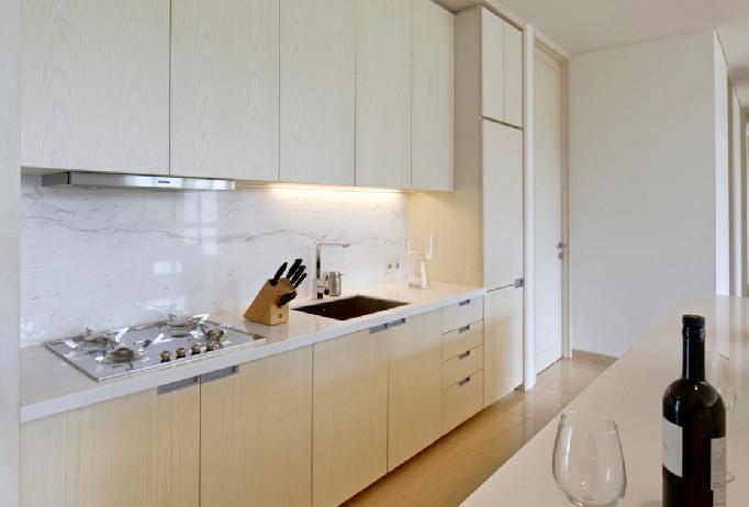 Model Gambar Kitchen Set Dapur Sederhana